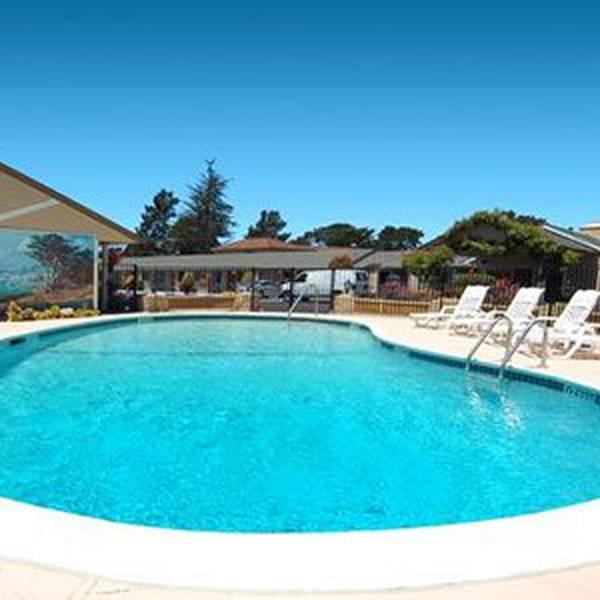 Comfort Inn Monterey by the Sea - zwembad