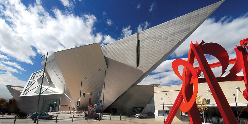 Denver Arts Museum in Denver, Colorado