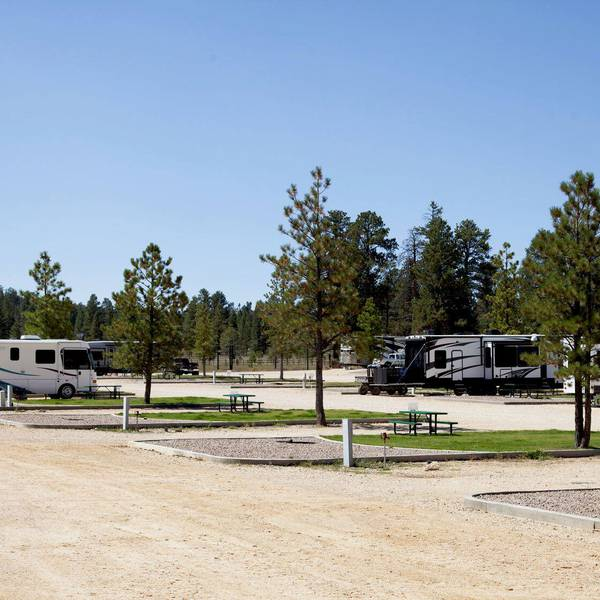 Ruby's Inn RV Park and Campground - campsite spot