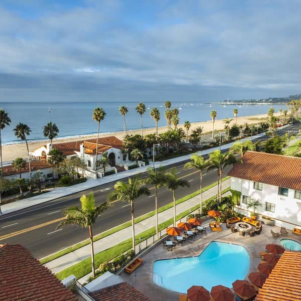Hyatt Santa Barbara - overview