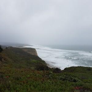 Kustroute richting  Santa Cruz - Dag 22 - Foto