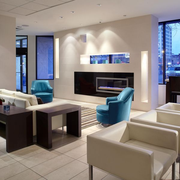 Bond Place Hotel Toronto - lobby