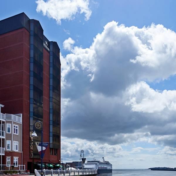 Hilton Saint John Exterior