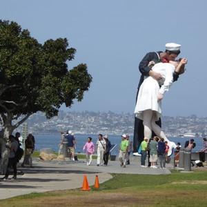 San Diego - uitgewaaid! - Dag 5 - Foto