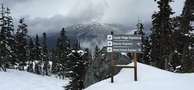 Wintersport in West Canada