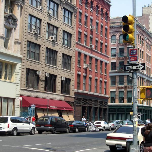 Tribeca - New York - Doets Reizen
