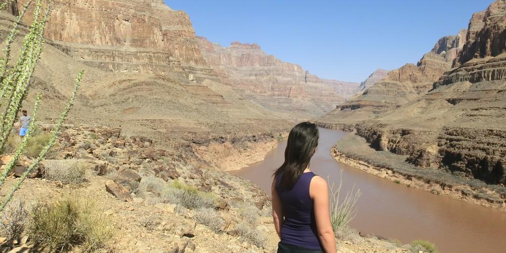 Grand Celebration Helikoptervlucht - Las Vegas - Grand Canyon West - Nevada - Doets Reizen
