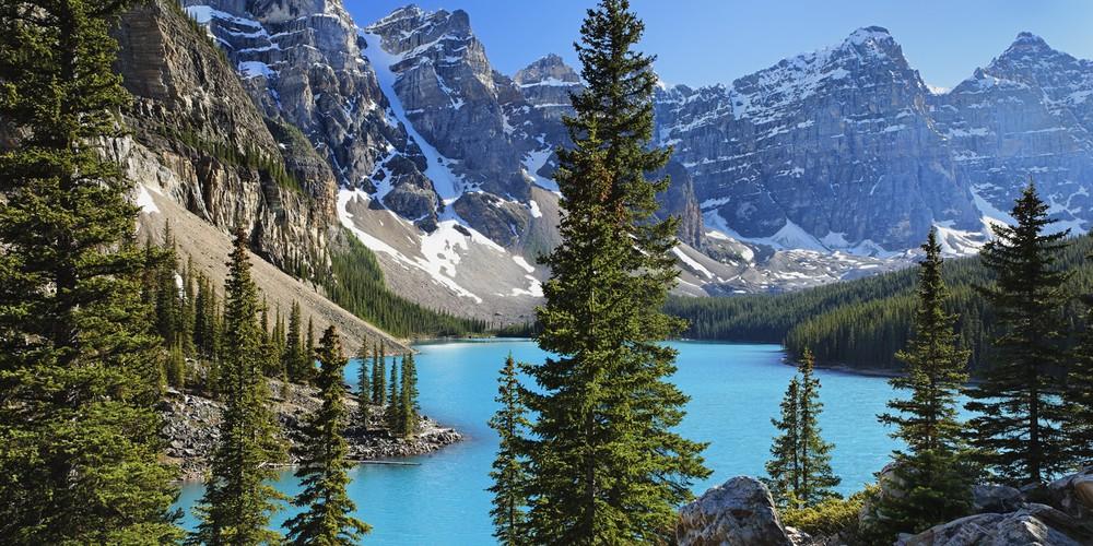 Moraine Lake - Canada - Doets Reizen