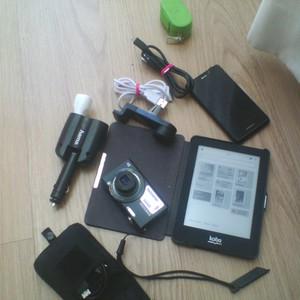 inpakken - Dag 1 - Foto