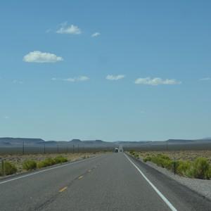 Las Vegas naar Mammoth Lakes - Dag 18 - Foto