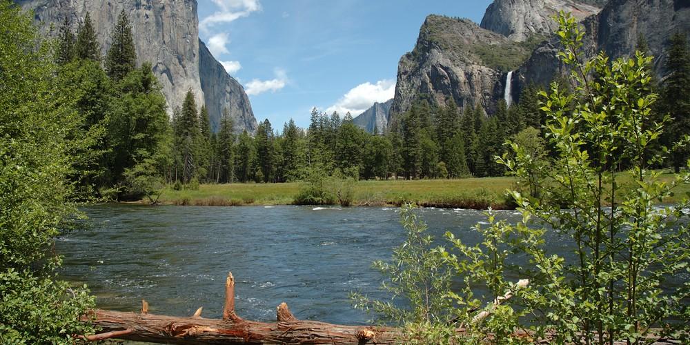 Yosemite National Park - Upper Yosemite Falls - Doets Reizen
