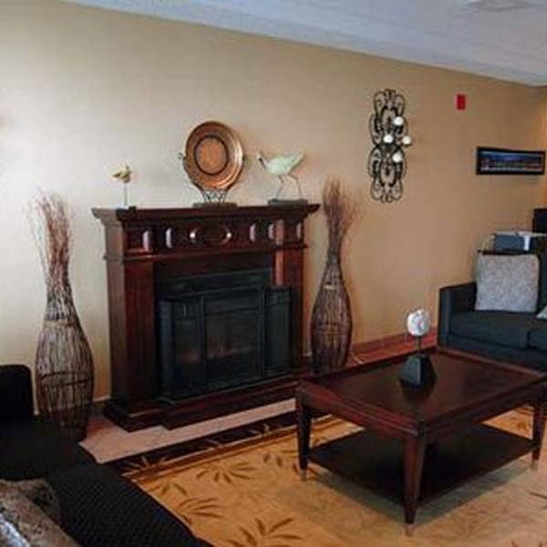 Quality Hotel-Harbourview lounge