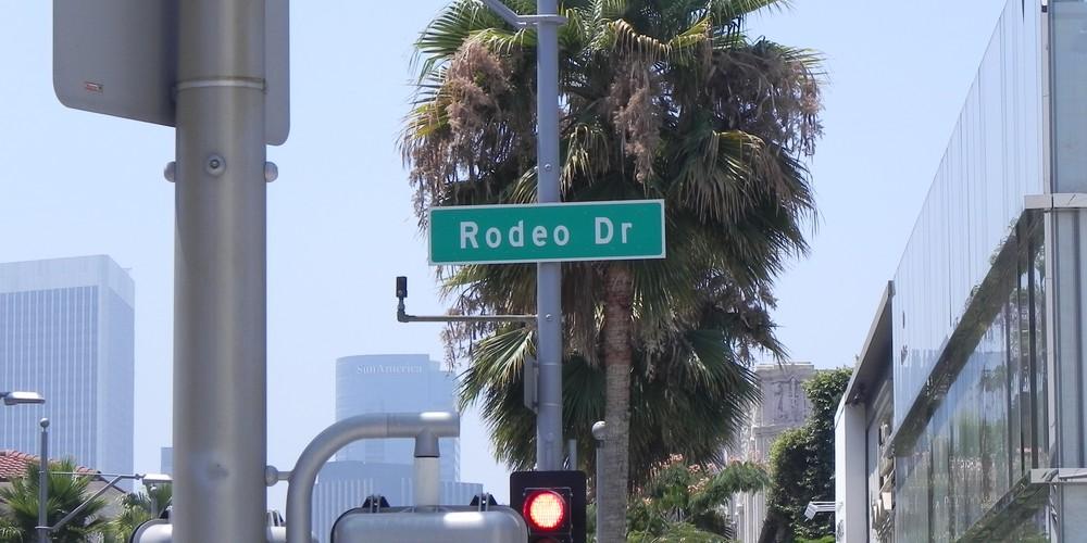 Beverly Hills - Los Angeles - California - Amerika - Doets Reizen