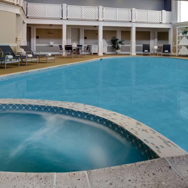 Hotel Viking - zwembad