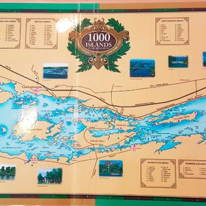 1000 Islands en Gananoque - Dag 24 - Foto