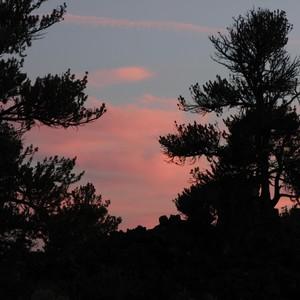Reisdag 29 7 juni  Craters of the Moon - Dag 29 - Foto