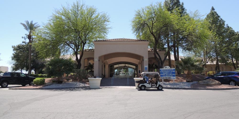 Oasis Las Vegas RV Resort - Nevada - Camping Amerika - Doets Reizen