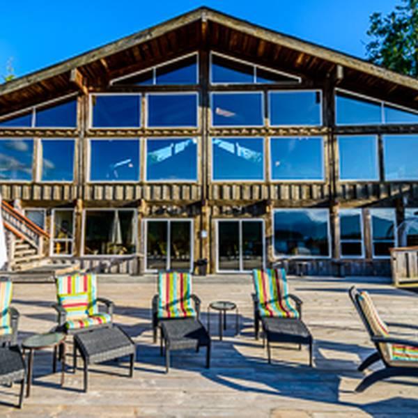 West Coast Wilderness Lodge - omgevin2