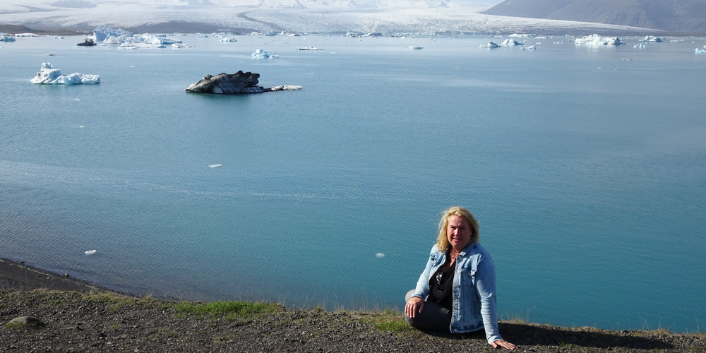 Onderweg tussen Hof en Höfn op IJsland