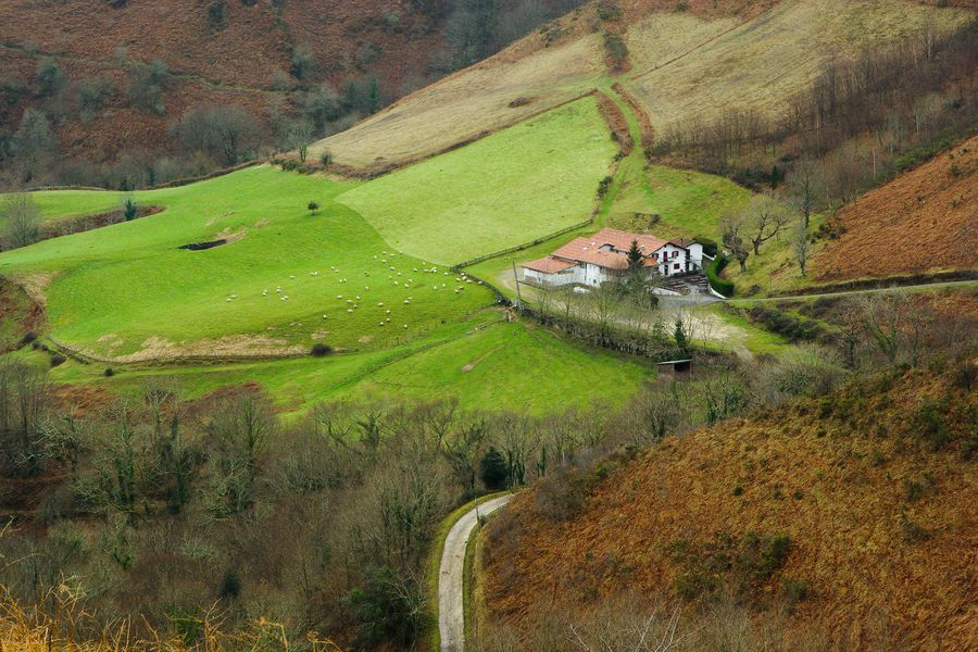 Frankrijk Baskenland Doets Reizen afbeelding van jacqueline macou via Pixabay