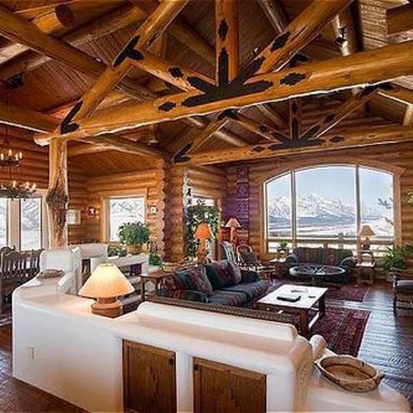 Spring Creek Ranch - interior