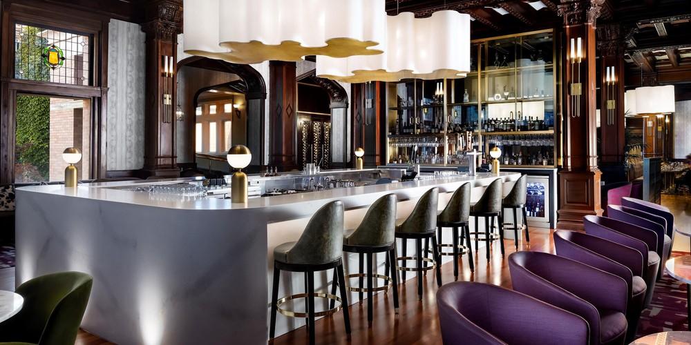 Fairmont Empress Hotel - Victoria - Vancouver Island - British Columbia - Canada - Doets Reizen
