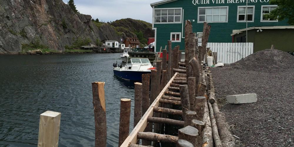 Quidi Vidi Brewery - St. John's - Newfoundland & Labrador - Canada - Doets Reizen