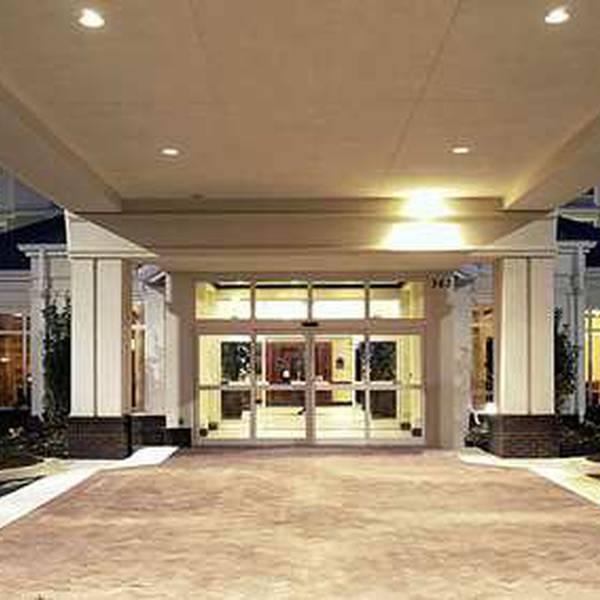 Hilton Garden Inn Tupelo - entree