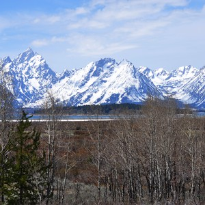 Teton NP - Dag 17 - Foto