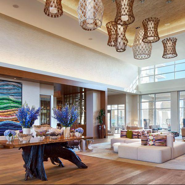Pasea Hotel - lobby
