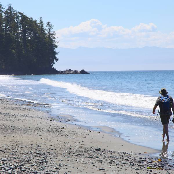 Sooke - British Columbia - Canada - Doets Reizen