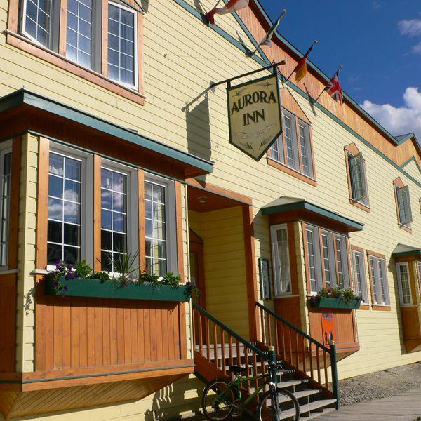 Aurora Inn - aanzicht