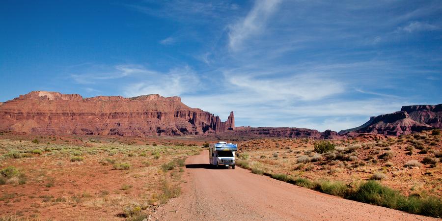 Moab - Cruise America - Camper huren Amerika -Camperreis - Doets Reizen