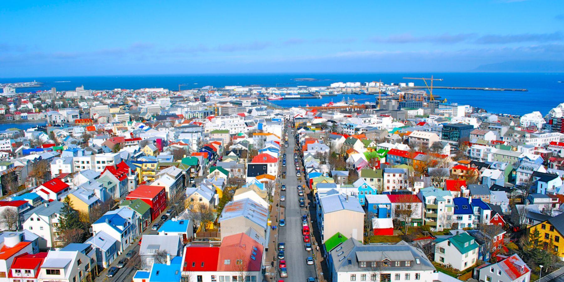 Reykjavik - IJsland - Doets Reizen