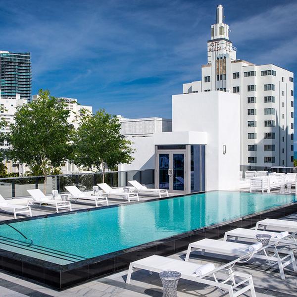 Gale South Beach Pool