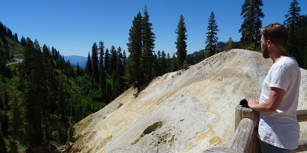 Lassen Volcanic NP, California