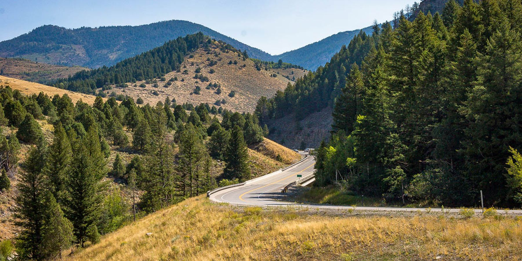 Logan Canyon Scenic Byway - Utah - Doets Reizen