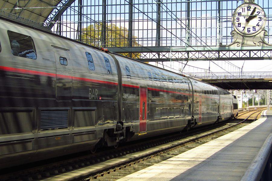 TGV Bordeaux Frankrijk Doets Reizen