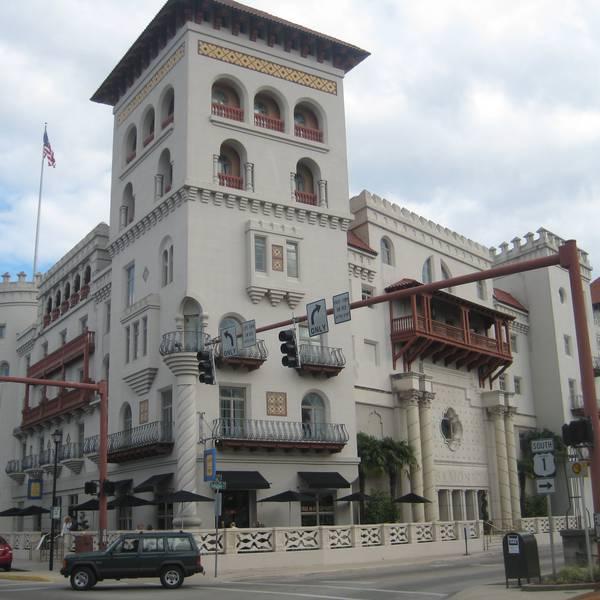 Casa Monica Hotel - aanzicht