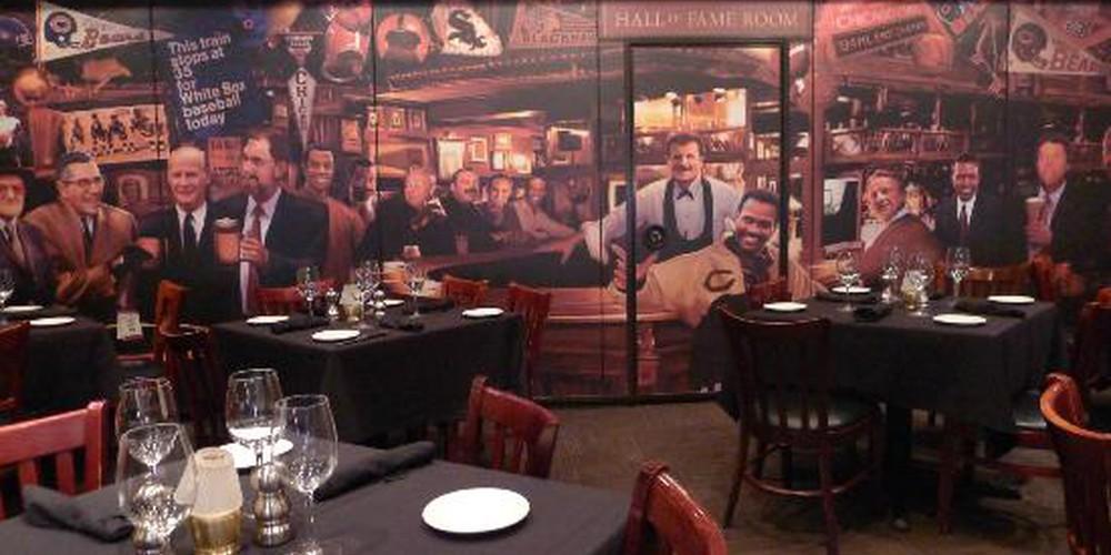 Ditka's Restaurant - Chicago - Illinois - Doets Reizen