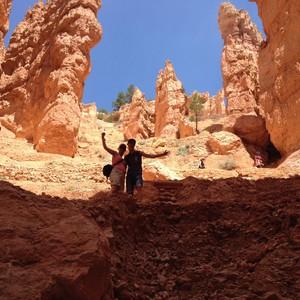 Bryce canyon - Dag 10 - Foto