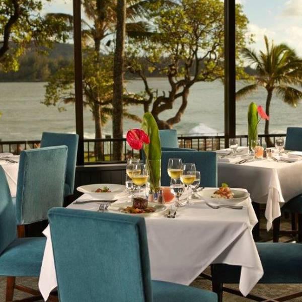 Turtle Bay Resort  Pa'akai Restaurant