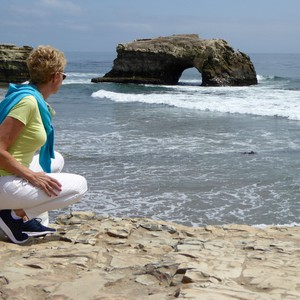 Santa Cruz en the natural bridges - Dag 20 - Foto