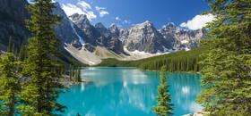 Reis door West Canada