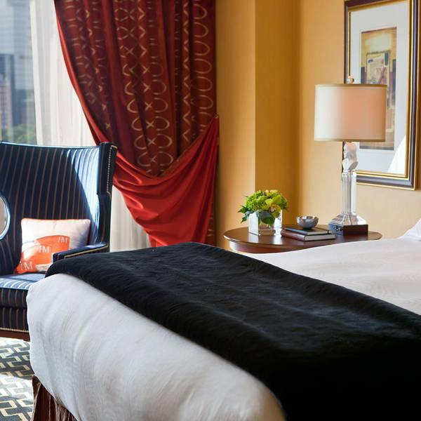Kimpton Marlowe Hotel - room