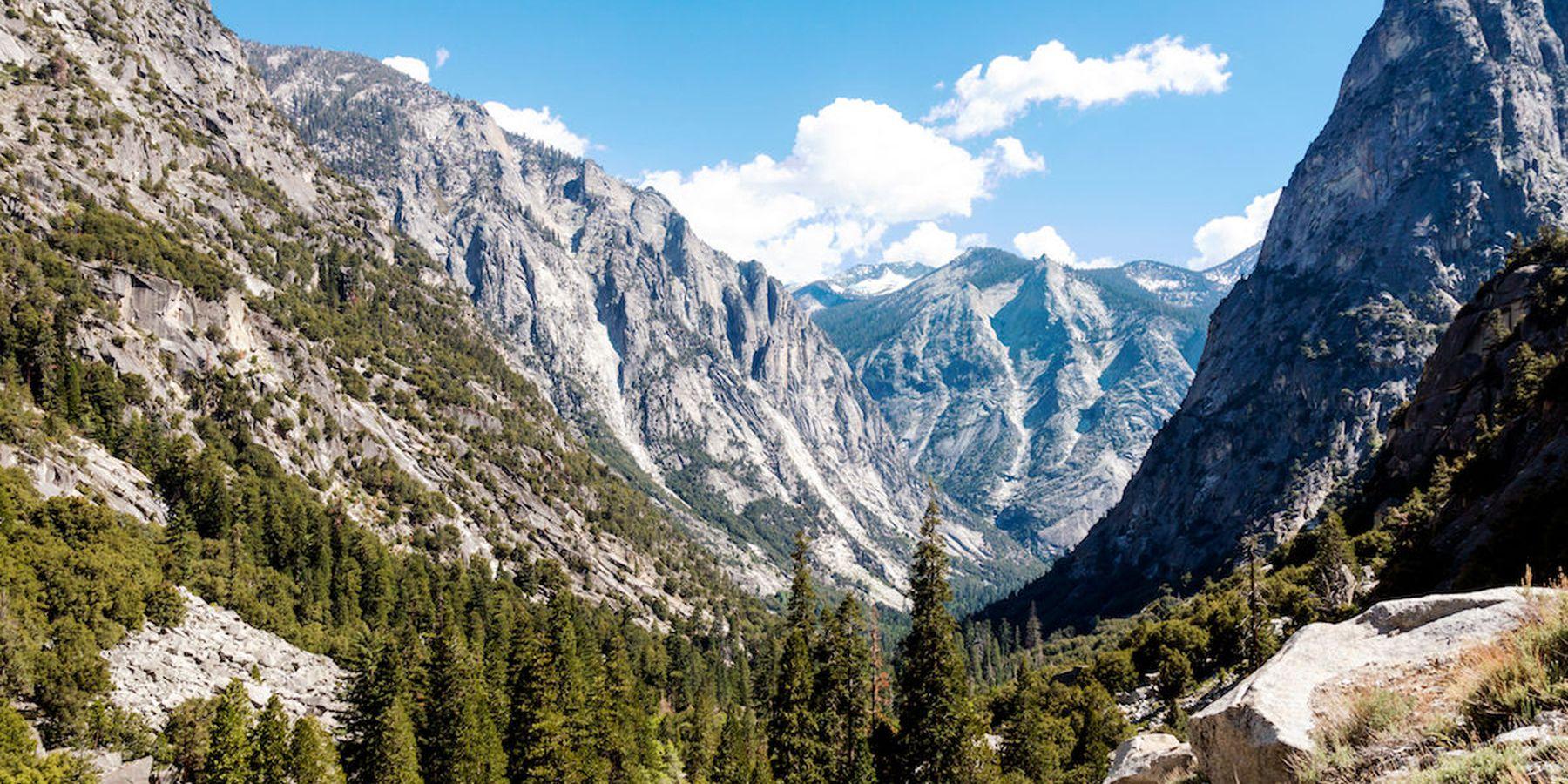 Kings Canyon National Park - California - Amerika - Doets Reizen