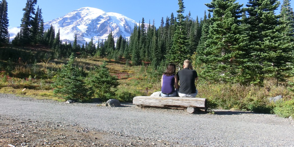 Mount Rainier NP in Washington State