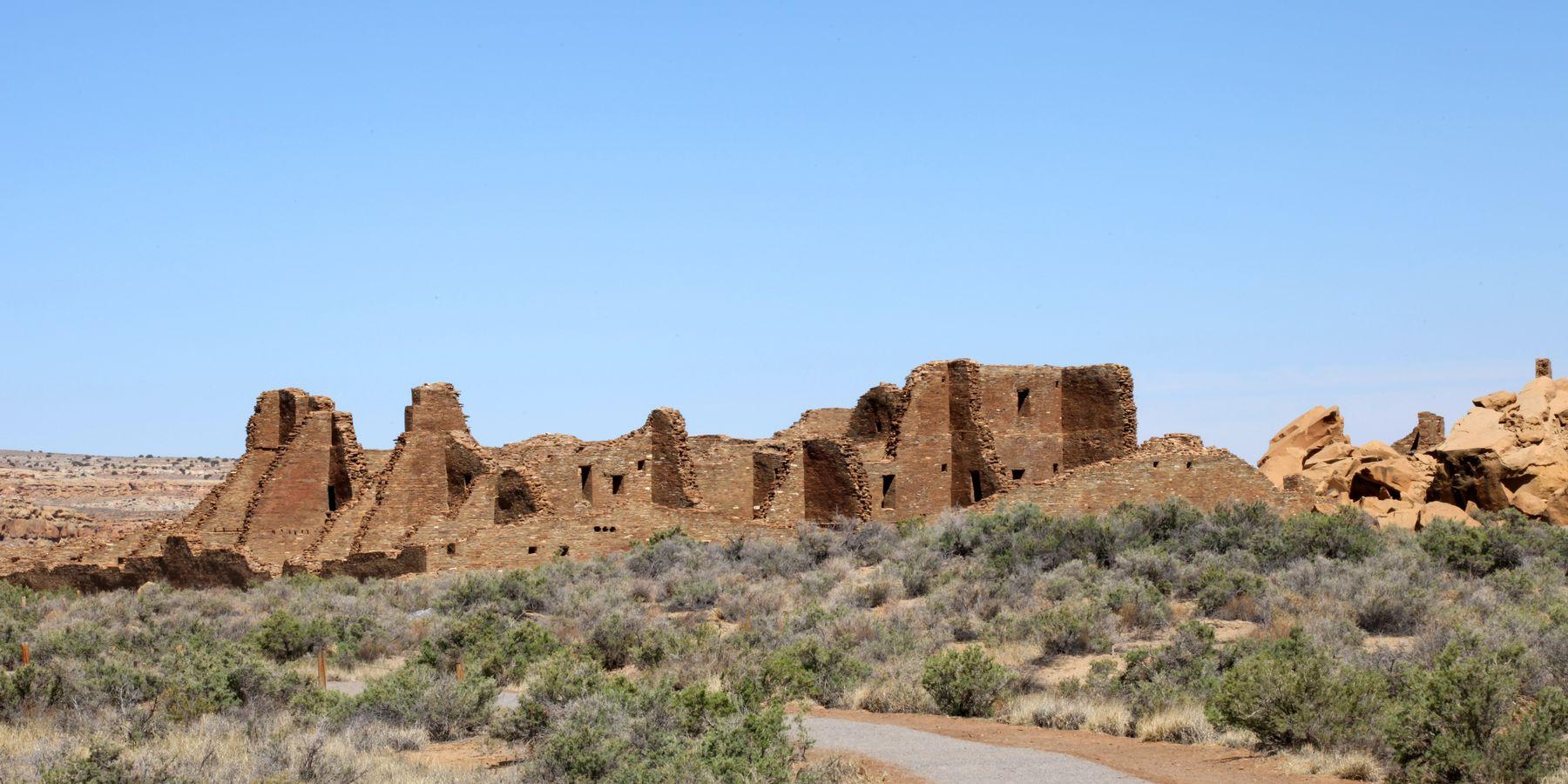 New Mexico - Amerika - Doets Reizen