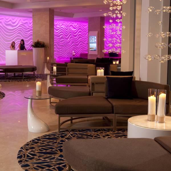 B Ocean Fort Lauderdale - lobby