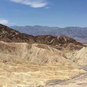 Las Vegas, Death Valley, Mammouth Lake - Dag 10 - Foto